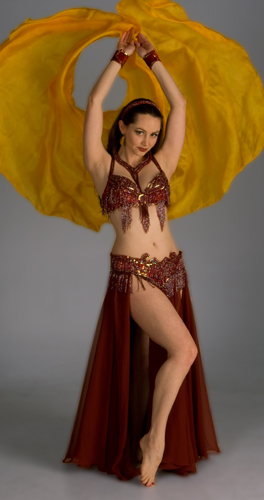 burgundy Bella belly dance bellydance costume